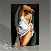 Pluscanvas - Tamara De Lempicka - The Model 1925 Tablo