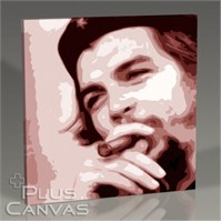 Pluscanvas - Che Guevara - Cigar Tablo