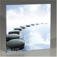 Pluscanvas - Pebbles Tablo