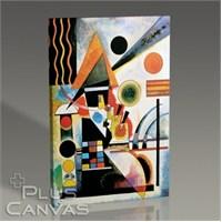 Pluscanvas - Wassily Kandinsky - Balancement Tablo