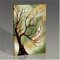 Pluscanvas - Fantasy Tree Iıı Tablo