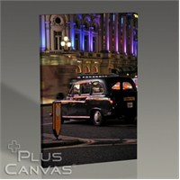 Pluscanvas - Kerem Soyoz - London - Black Cab Tablo