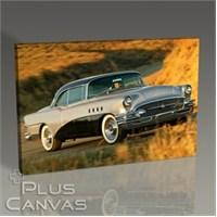 Pluscanvas - 1955 Buick Roadmaster Tablo
