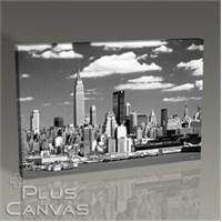 Pluscanvas - New York - Cloudy Tablo