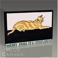 Pluscanvas - Edward Penfield - Merry Xmas 1921 Tablo