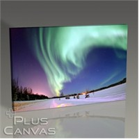 Pluscanvas - Polar Lights Tablo