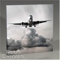 Pluscanvas - Airplane Series Iıı Tablo