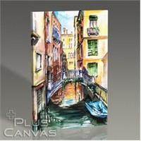 Pluscanvas - Venezia - Watercolor Series I Tablo