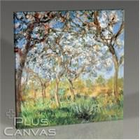 Pluscanvas - Cloude Monet - The Springtime Tablo