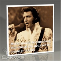 Pluscanvas - Elvis Presley - Music Tablo
