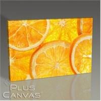 Pluscanvas - Orange Slices Tablo