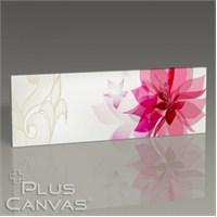 Pluscanvas - Retro Çiçekler Tablo