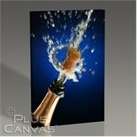 Pluscanvas - Şampanya Tablo