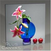 Pluscanvas - Blue Vase Tablo