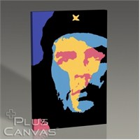 Pluscanvas - Che Guevara - Pop Art Tablo