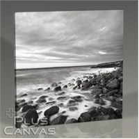 Pluscanvas - Wavy Coast Tablo