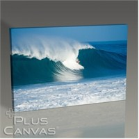 Pluscanvas - Surfing At The Ocean Tablo