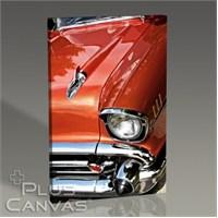 Pluscanvas - Retro Car Iv Tablo
