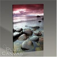 Pluscanvas - Mossy Rocks Tablo
