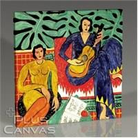 Pluscanvas - Henri Matisse - La Musique 1939 Tablo