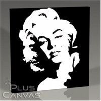 Pluscanvas - Marilyn Monroe - Pop Art Tablo