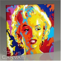 Pluscanvas - Marilyn Monroe Tablo