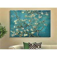 Van Gogh Bahar Dalları Dekoratif Kanvas Tablo