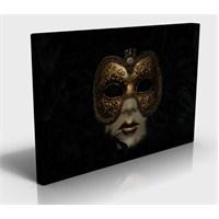Arte Carnival Mask Iı Kanvas Tablo