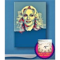 Madonna Yes We Can Kanvas Tablo
