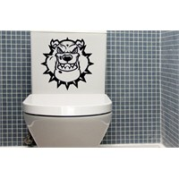 Dekorjinal Banyo Sticker Ban01