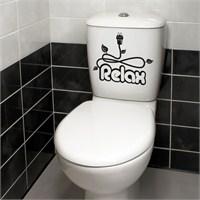 Dekorjinal Banyo Sticker Dvc01