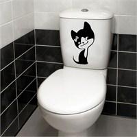 Dekorjinal Banyo Sticker Dvc02