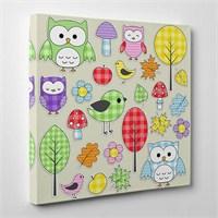 Tabloshop - Çocuk Odası Tabloları 6 - 60X60cm