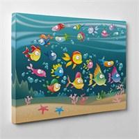 Tabloshop - Çocuk Odası Tabloları 8 - 75X50cm