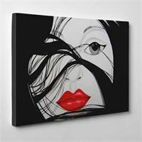 Tabloshop - Geisha Canvas Tablo - 75X50cm