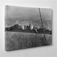 Tabloshop - Gökdelende Mola Canvas Tablo - 75X50cm