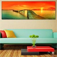 Tabloshop - Pier Iı Canvas Tablo - 90X30cm