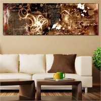 Tabloshop - Ambivalence Canvas Tablo - 90X30cm