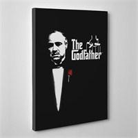 Tabloshop - Marlon Brando Godfather Canvas Tablo - 75X50cm