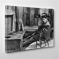 Tabloshop - Charlie Chaplin Iı Canvas Tablo - 75X50cm