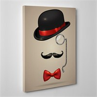 Tabloshop - By Vintage Canvas Tablo - 75X50cm