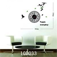 Karin Stickerli Tasarım Saat-56Cmx48cm