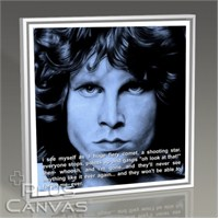 Pluscanvas - Jim Morrison - Myself Tablo