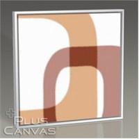 Pluscanvas - Radial Squares Iı Tablo