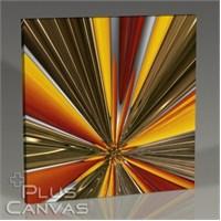 Pluscanvas - Digital Abstract Iıı Tablo