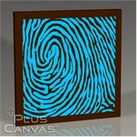 Pluscanvas - Fingerprint Iıı Tablo