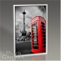 Pluscanvas - Londra - Trafalgar Meydanı Kanvas Tablo