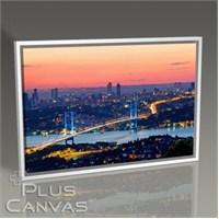 Pluscanvas - İstanbul - Gün Batımında Boğaziçi Tablo