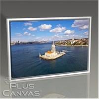 Pluscanvas - İstanbul - Kızkulesi Tablo