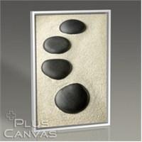 Pluscanvas - Sand And Pebbles Tablo